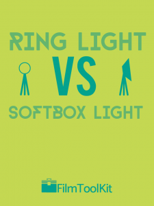 ring light vs softbox light