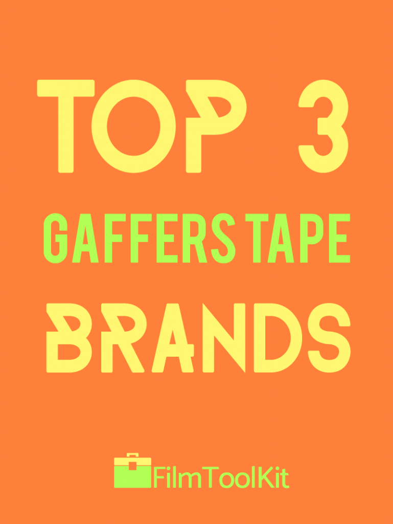 Where to Buy Gaffers Tape – Top 3 Best Gaffers Tape Brands