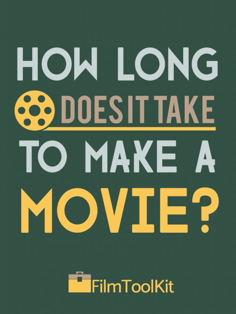 How Long Does It Take To Film A Movie?