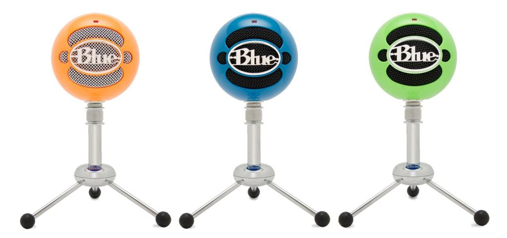 Blue snowball colors