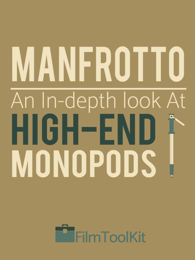 Manfrotto Monopod Review – An In-Depth look At High End Monopods