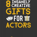 gifts for actors