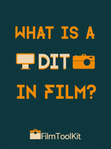 what is a dit in film
