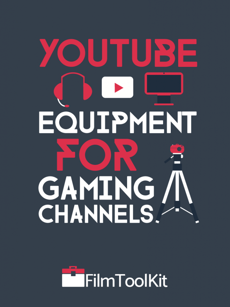 YouTube Equipment Gaming Channels