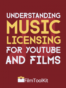 understanding music licensing for youtube and films