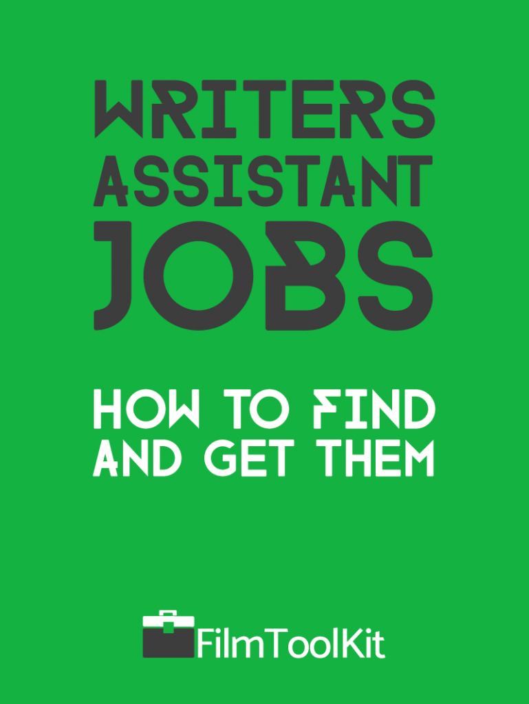 writers assistant jobs how to find and get them