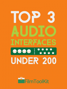 best audio interfaces under 200
