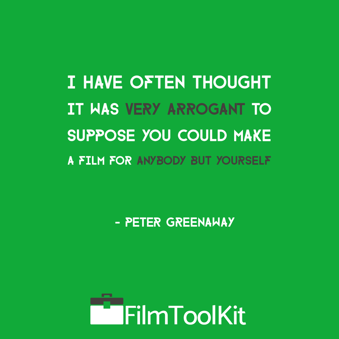 peter greenway quote