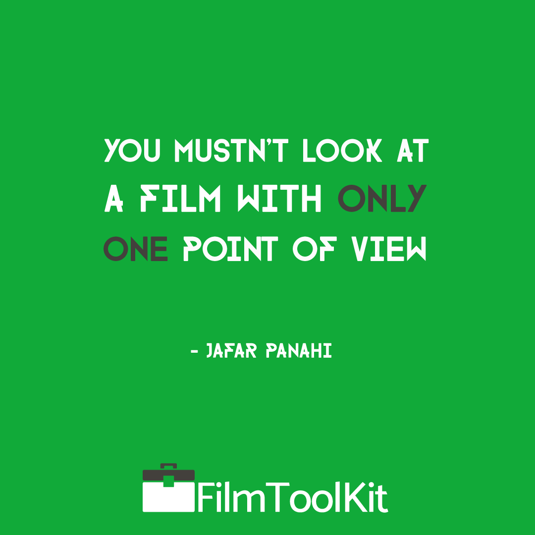 jafar panahi quote