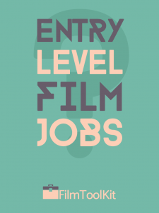 entry level film jobs