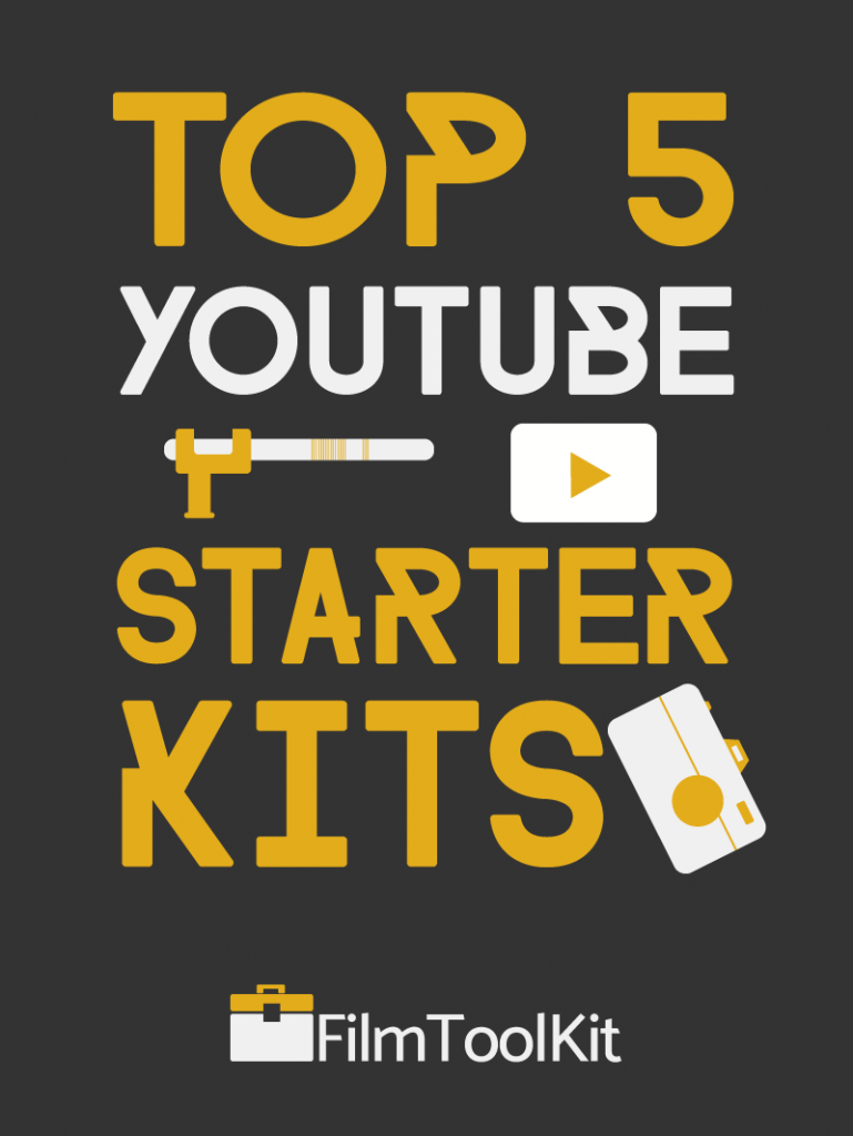best youtube starter kit