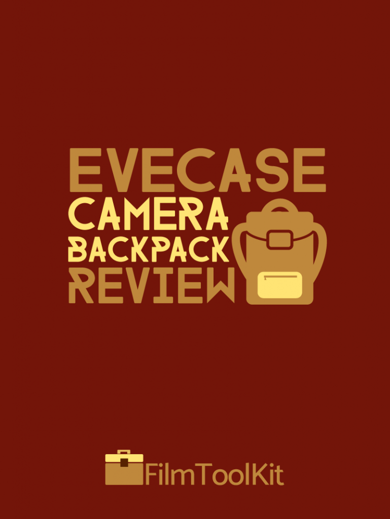 evecase camera backpack review