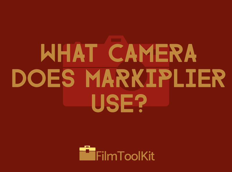 what camera does markiplier use