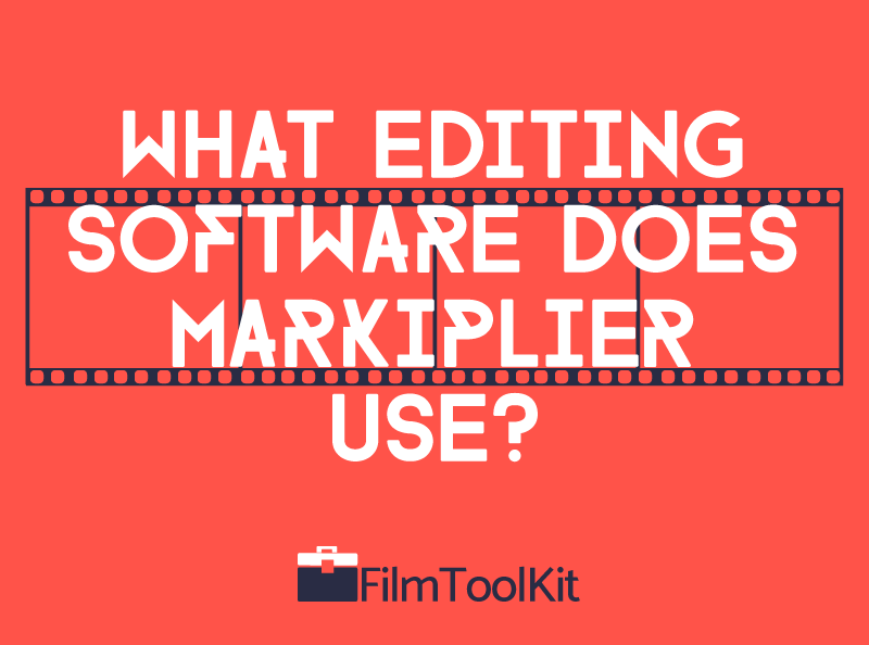 what editing software does markiplier use