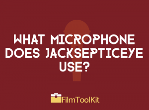 what microphone does jacksepticeye use