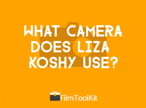 what camera does liza koshy use