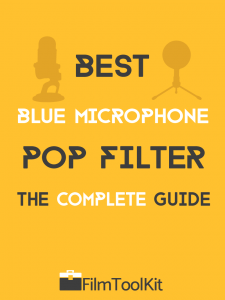 best pop filter for blue yeti and snowball
