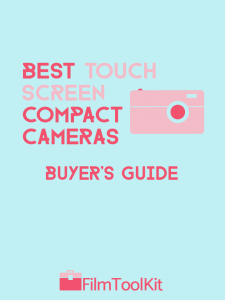 best touch screen compact cameras