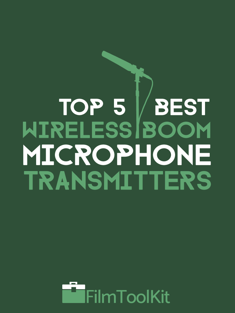 best wireless boom microphone transmitters