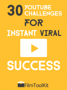 30 youtube challenges for instant viral success
